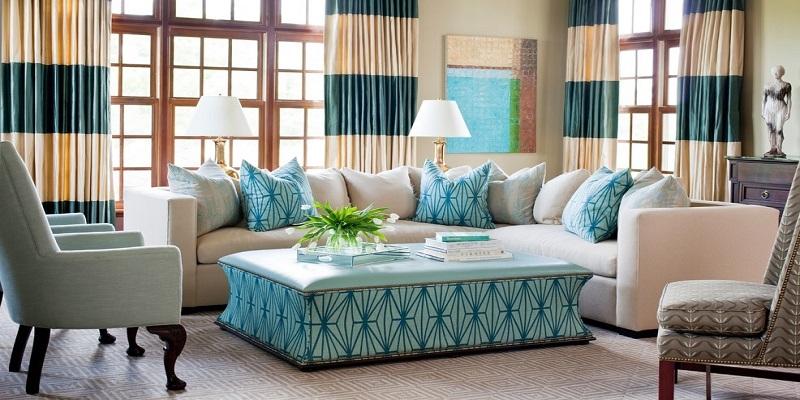 Drapery living room ideas dream zone lucknow