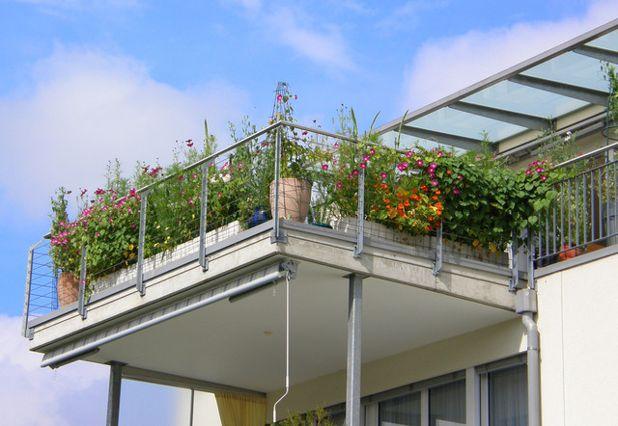 home renovating ideas balconies