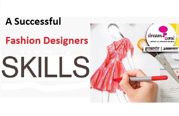 Successful Fashion Designers Skills Becoming A Fashion Designer
