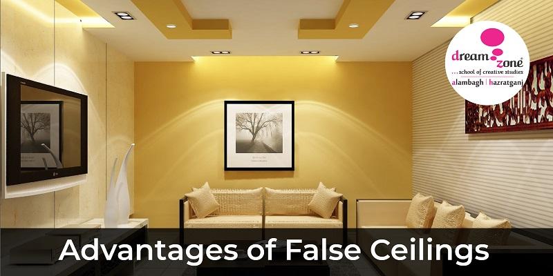 Advantages Of A False Ceiling